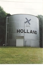 Holland Water Tower